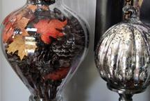Fall Decor Ideas & recipes / by Sandra Zelmat