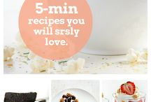 Party Recipes: Snacks / Snack recipes perfect for parties!