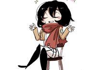 [] Mikasa