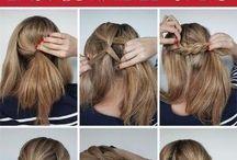 Hairstyles/Peinados/Frisuren