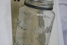 Bottles n Jars! / by Kathi Woodle