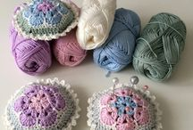 crochet pin cushion