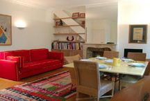 2 Br In The Center of St Germain. Metro Odeon / This apartment to rent in Paris is in full heart of St Germain Des Pres, only two steps away from the Seine and the street of Buci. You couldn't find a better place to discover Paris! The closest subways to the vacation rental in Paris are Odéon and St Michel.