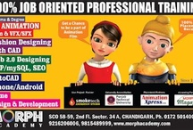 Animation institute in Chandigarh / Morph Academy is an Exclusive animation institute in Chandigarh providing animation and web designing courses.For More Information visit here http://www.morphacademy.com/animation-institute-in-chandigarh/