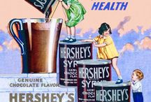 Oxymoron Advertisements / An oxymoron is a figure of speech with contradictory and incongruous elements. These ads were accepted in their own times, but are ridicuously out of place today! / by Mary Harrell-Sesniak