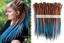 dreads wolle