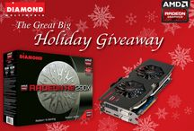 Holiday Giveaway / Enter to win!