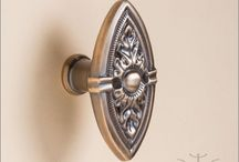 cabinet hardware / exquisite bespoke cabinet hardware hand-crafted by the master artisans of Baltica Hardware  sand-cast of brass and bronze, hand chased with attention to detail and passion to create the finest custom cabinet handles   www.balticacustomhardware.com