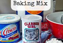 Homemade Mixes & Sauces & Pickling