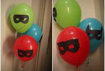Mask theme