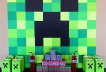 Minecraft party / Minecraft Birthday Parties ideas for everyone!