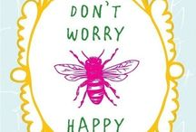 work inspiration: bees / by Phoebe Harrison