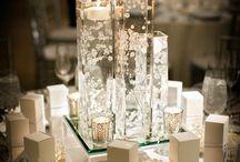Wedding centre table
