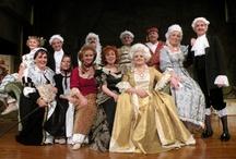 Fotos en el teatro / Fotos de nuestras representaciones