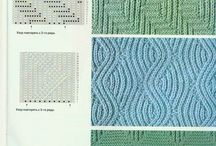 Knit-stitch Patterns