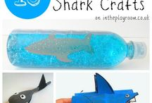 Under the sea - sharks