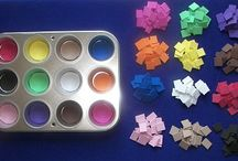Colour & Shape Activities