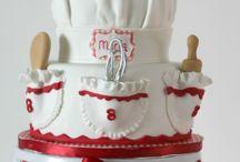 cake cooking