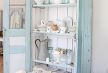 Vintage interiors / by SugarBliss