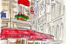 PARIS / Beaubourg