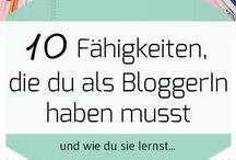 Blog Skills