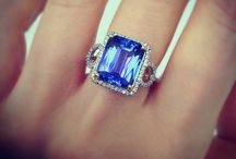Blue Beauties / Gorgeous Blue Gemstone Jewellery