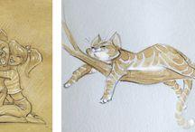 my illustrations / by Simona Sirio