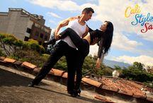 Salsa Dancing / by Claudia Barnett