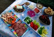 party food / by Marci Pogatchnik