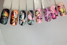 NAILS butterfly