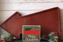 Christmas Mantle Ideas