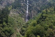 Waterfalls of Bharmour