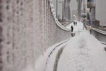 CITY, PEDESTRIAN BRIDGE