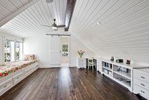 architecture - attics
