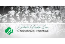 Founder's Day Ideas / October 31 is Founder's Day, which marks the 1860 birth of Girl Scout founder Juliette Gordon Low. Here are some ideas for how you can celebrate Juliette's birthday in style!