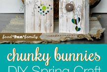 Easter spring ideas