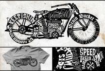 Grunge/street style / Gritty and dark