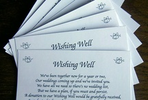 Gift list / wishing well
