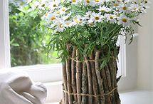 Unique planters