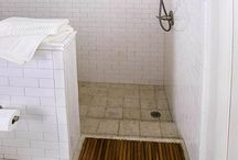 bathroom remodel / by Heather Conway