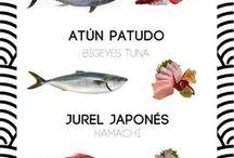 Clases de Atun.