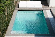 Patio proyecto piscina