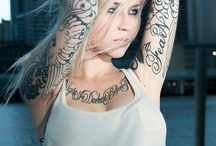 tatto / Creative and cool ideas for tatto / tattoo lovers