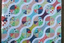 Quilts - Drunkard's Path