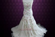 Ready to Wear Wedding Dresses / Need an emergency last minute wedding dress?  Check out our gowns and dresses that're in stock and ready to ship  immediately. www.ieiebridal.com