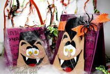 Fall & Halloween Fun / by MyScrapChick.com