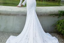 Gorgeous wedding gowns ♥