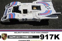 PORSCHE 917k LEGO / A 1:8 Scale Porsche 917K. Submitted on Lego Ideas website. You like it? Vote for it!  https://ideas.lego.com/projects/112307