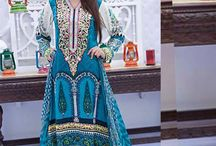 Abeeha By Rana Arts Embroidered Lawn Suits Collection