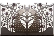 Gates & Iron Work / Gates & Wrought Iron / by Sandy Fischler